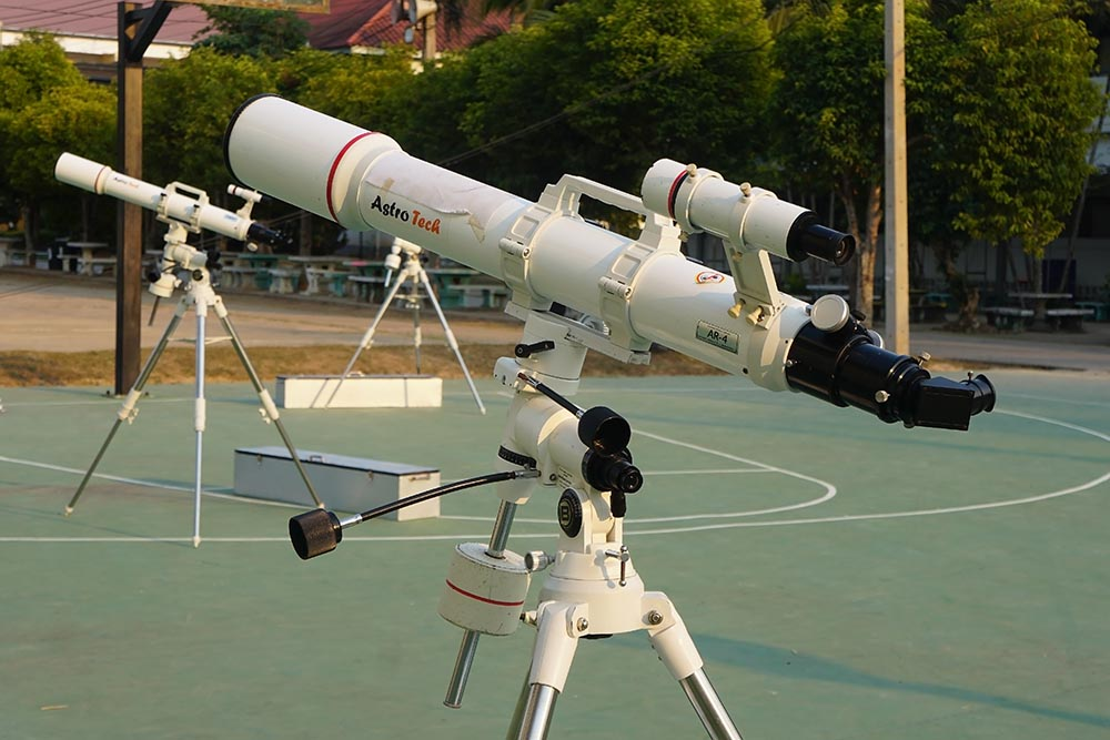 Best Refractor Telescope