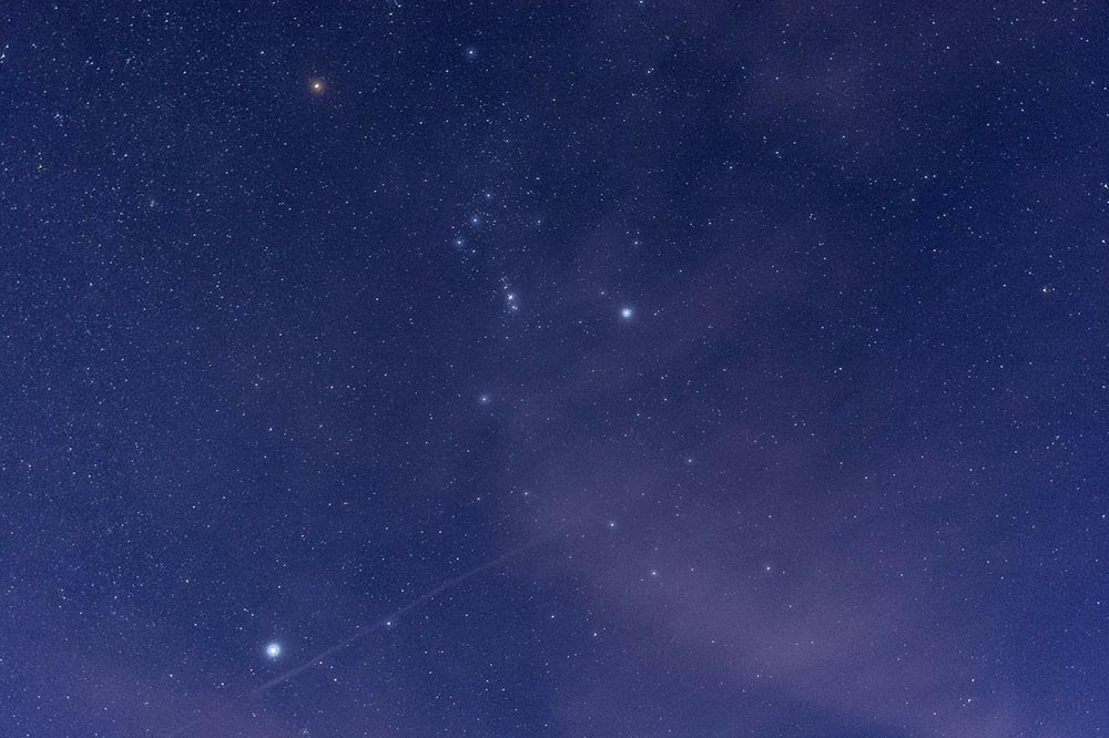How to Find Orion's Belt