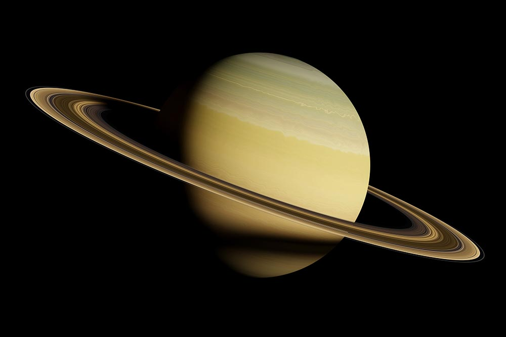 What Power Telescope To See Saturn Rings