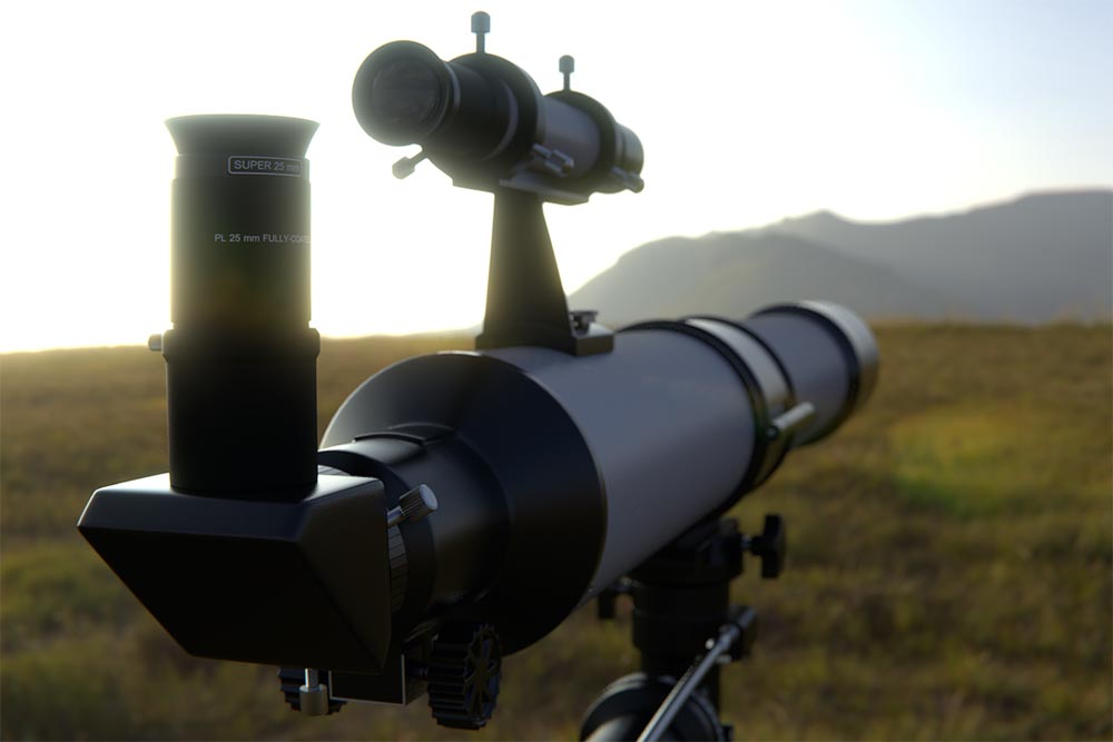 best portable telescope