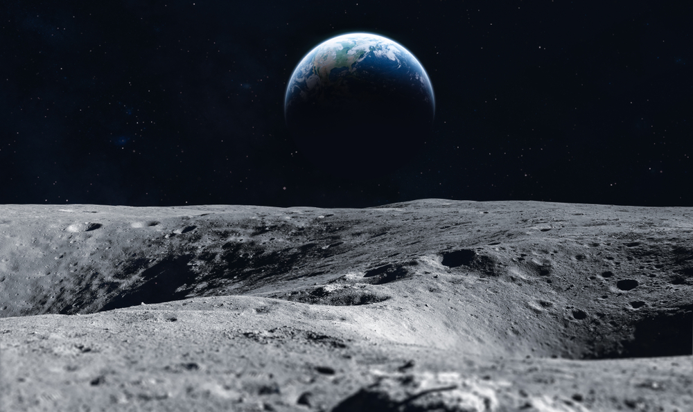 Who owns the moon